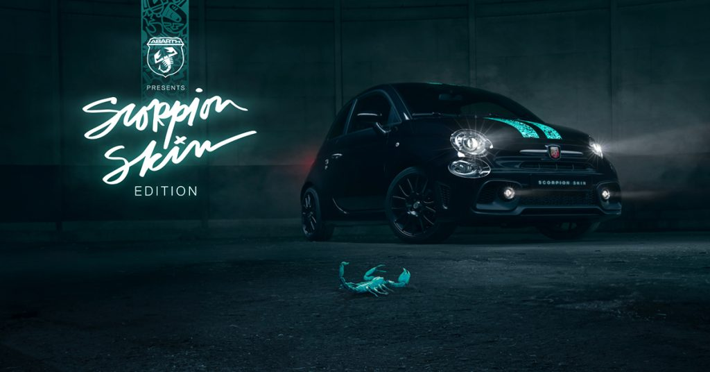 Abarth Scorpion Skin Edition