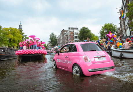 Fiat – #welovepink Gay Pride